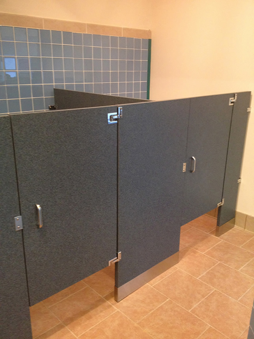 Kevco Design Inc Toilet Partition Supply Installation And Repair - Bathroom partitions bay area